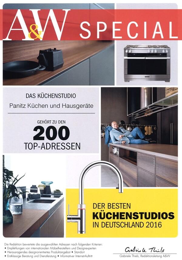 Architektur und Wohnen - 2016