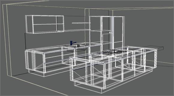 Küchen Planungs Leistungen in 3D