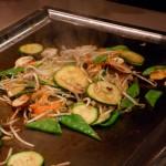 Kochkurs Teppanyaki mit Gemuese