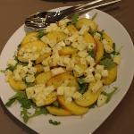 Rezepte Pfirsich Salat