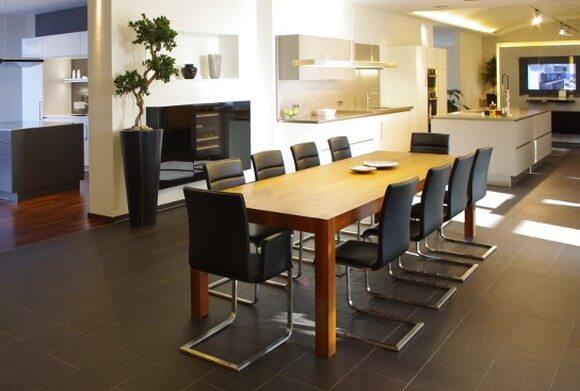 Küchenstudio in Nürnberg - Küchenstudio Panitz Innenansicht