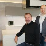 Küchenstudio Panitz in Nürnberg: Die Geschäftsführer des Küchenstudios Peter und Sascha Panitz