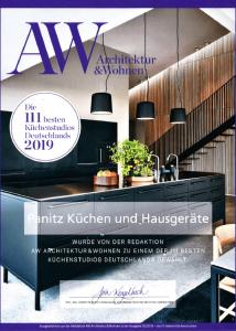 Das Küchenstudio Panitz ist ausgezeichnet: Die besten Küchenstudios Deutschlands