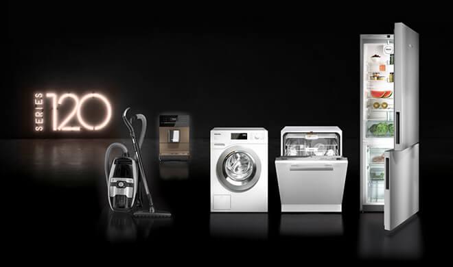 Miele Kücheneinbaugeräte und Hausgeräte der Extraklasse